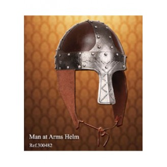 MAN AT ARMS CASCO NORMANDO
