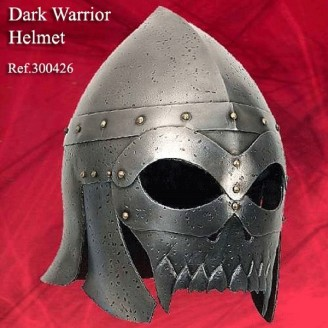 CASCO DARK WARRIOR
