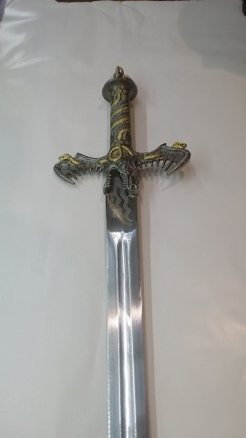 ESPADA BARBARIAN (DECORADA)