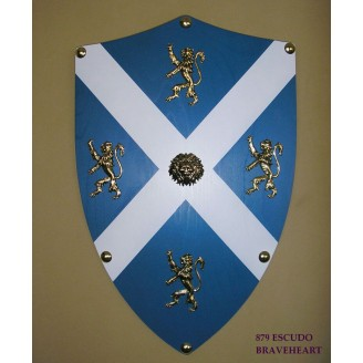 "ESCUDO BRAVEHEART ""WILLIAM WALLACE"""