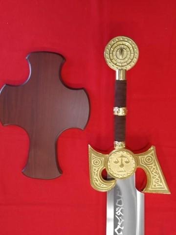 ESPADA CREMATORIA ASHBRINGER WORLD OF WARCRAFT