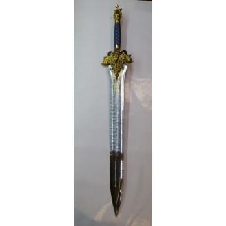 ESPADA DEL REY LLANE WRYNN I (75 CM) - WORLD OF WARCRAFT