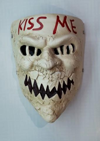 MÁSCARA KISS ME LA PURGA
